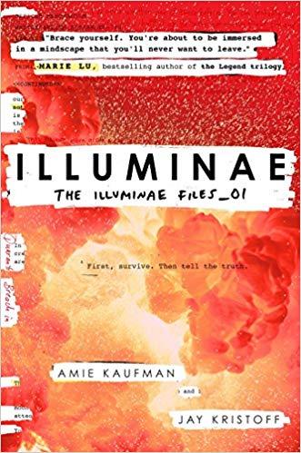 Creative futuristic young adult books, including Illuminae!