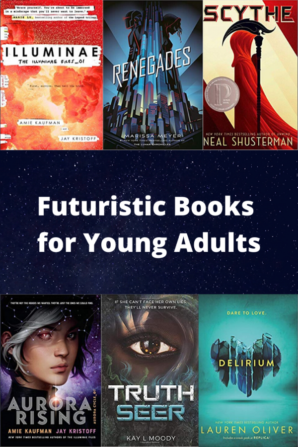 Looking for futuristic books for young adults? We've compiled a list of the most creative and exciting ones for you, including Aurora Rising and Truth Seer! Check out our list to find your next great read!