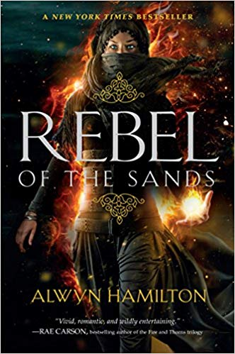 14 awesome fantasy books for teens, including Rebel of the Sands!