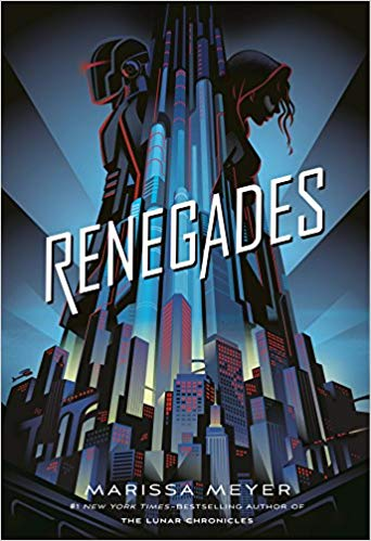 Exciting futuristic young adult books, including Renegades!