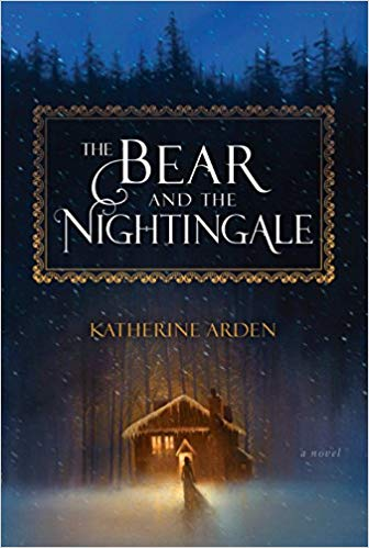 Exciting fantasy reads for teenagers, including The Bear and the Nightingale!