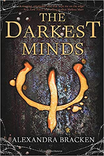 Exciting futuristic books for young adults, including The Darkest Minds!