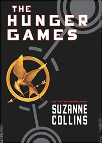 Exciting futuristic books for young adults, including The Hunger Games!