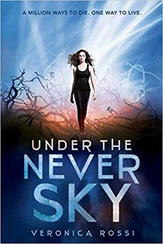 Creative futuristic young adult books, including Under The Never Sky!