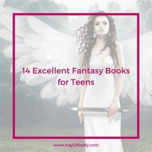 14 good fantasy books for teens!