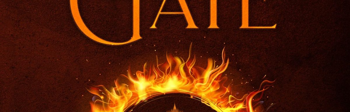 Ember Gate (The Elements of Kamdaria Book 8)