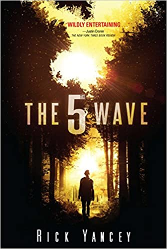 11 exciting dystopian books, including The 5th Wave!