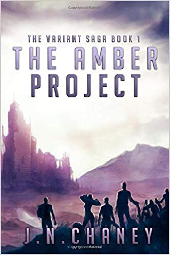 11 must-read dystopian fantasy adventures, including The Amber Project!