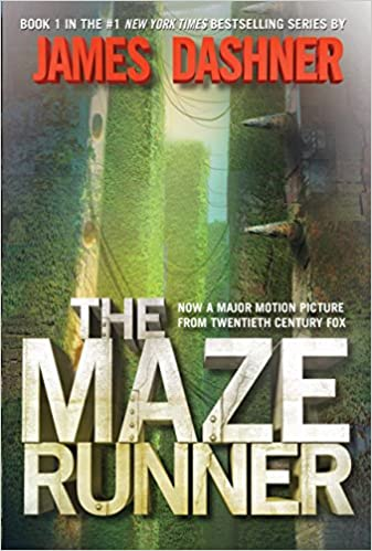 11 must-read dystopian fantasy adventures, including The Maze Runner!
