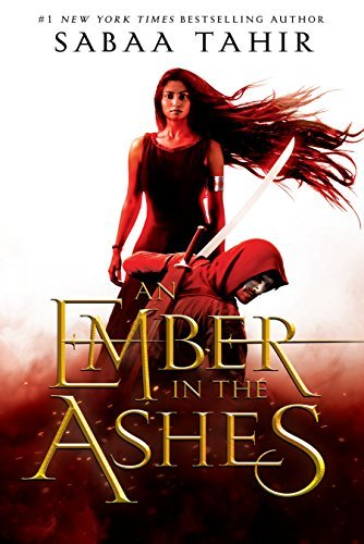 11 amazing dystopian fantasy books, including An Ember in the Ashes!
