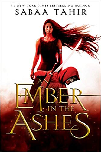 Our list of popular young adult fantasy books includes An Ember in the Ashes by Sabaa Tahir!
