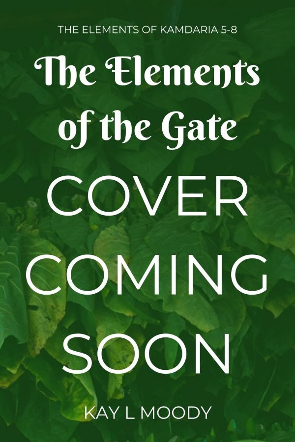 The Elements of the Gate Cover Coming Soon. This paperback bundle includes novellas 5-8 of The Elements of Kamdaria: River Gate, Smoke Gate, Vine Gate, and Ember Gate.