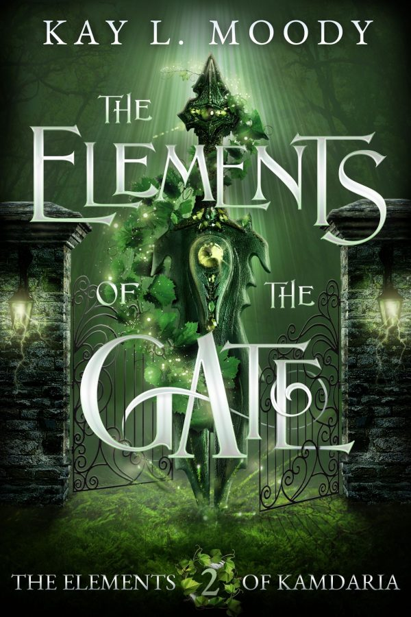 The Elements of the Gate by Kay L. Moody. Book 2 in The Elements of Kamdaria.
