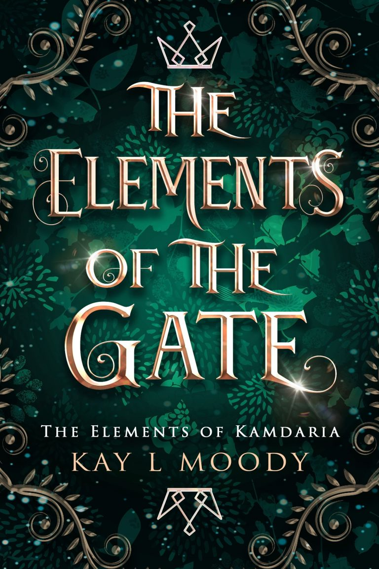 The Elements of the Gate includes novellas 5-8 of The Elements of Kamdaria: River Gate, Smoke Gate, Vine Gate, and Ember Gate. Buy this addicting fantasy series by Kay L Moody today.