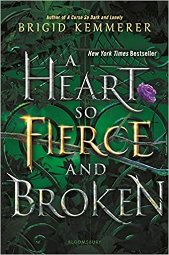 A Heart So Fierce and Broken is one of many titles in our list of YA fantasy books that we love!