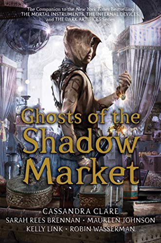 Ghosts of the Shadow Market is one of many titles in our list of YA fantasy books that we love!