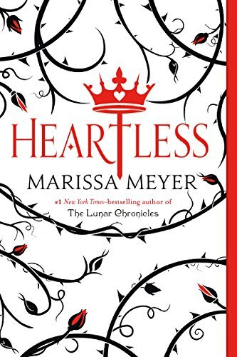 Heartless is one of many titles in our list of fantasy books that we love!