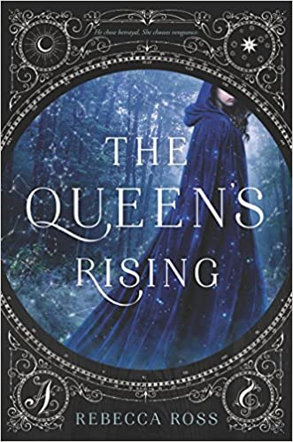 The Queen's Rising is one of many titles in our list of YA fantasy books that we love!