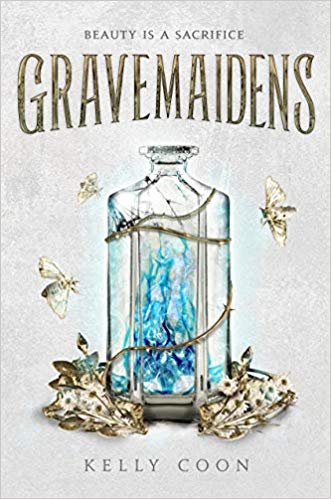 Fantasy books for teenage girls, including Gravemaidens by Kelly Coon