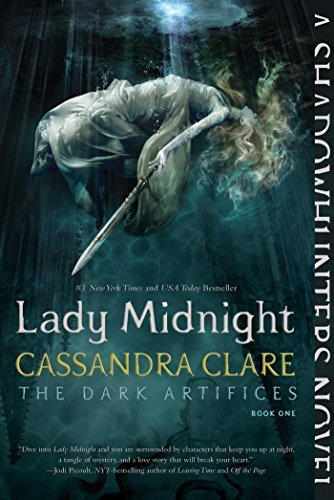 Our favorite YA fantasy romance books, including Lady Midnight!
