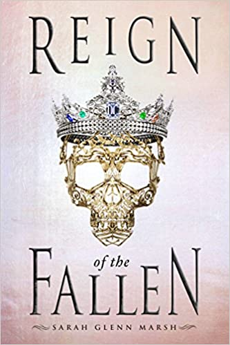 Reign of the Fallen is an exciting addition to our list of fantasy reads!