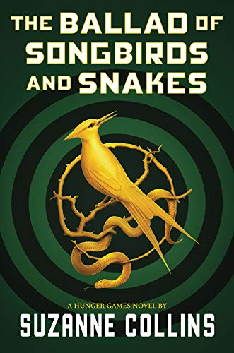 The latest from Suzanne Collins, The Ballad of Songbirds and Snakes, is a must-read from our list of fantasy books!