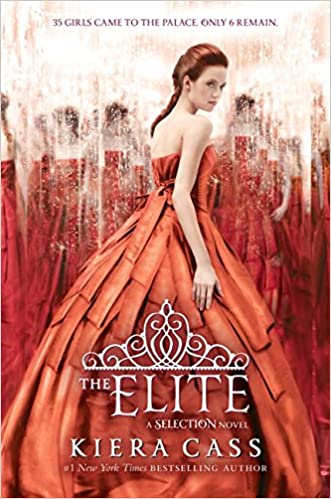Our favorite YA fantasy reads with romantic storylines, including The Elite by Kiera Cass!