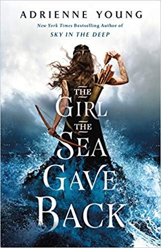 Fantasy reads including The Girl The Sea Gave Back by Adrienne Young!