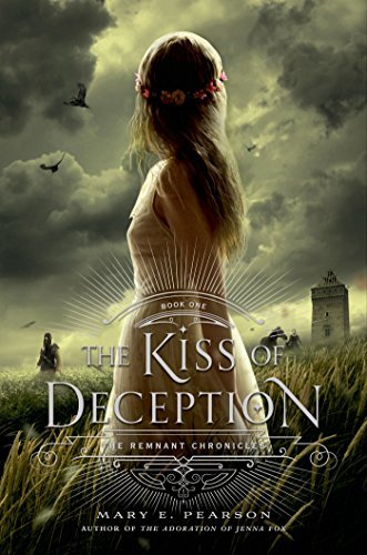 Our favorite YA reads with romantic storylines, including The Kiss of Deception by Mary E. Pearson