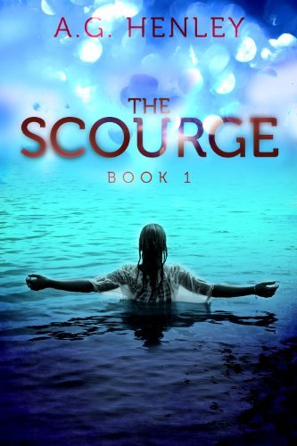 Our favorite YA reads with romantic storylines, including The Scourge by A. G. Henley!
