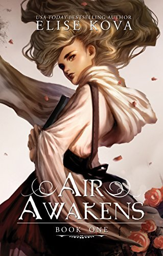 Air Awakens is an excellent adventure story for teens!