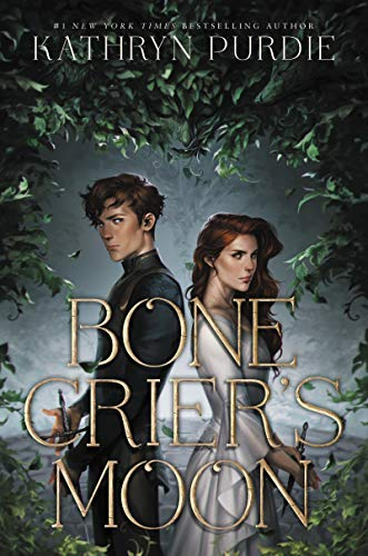 YA fantasy books for teens, including Bone Crier's Moon!