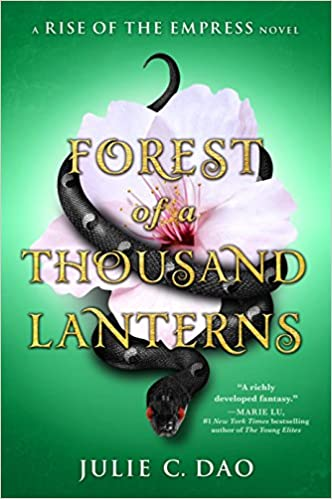 Forest of a Thousand Lanterns is one of our most favorite YA adventure books!