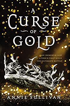 All YA fantasy releases in 2020 including A Curse of Gold!