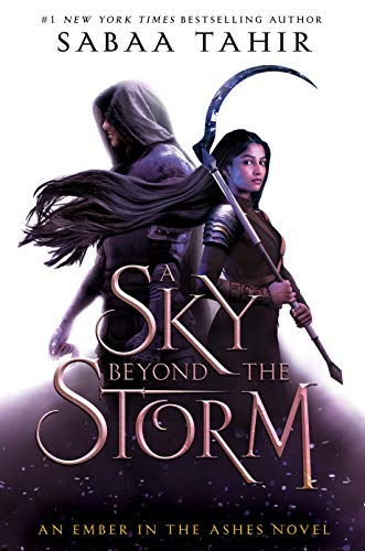 A Sky Beyond the Storm. Check out this complete list of young adult fantasy books released in 2020!