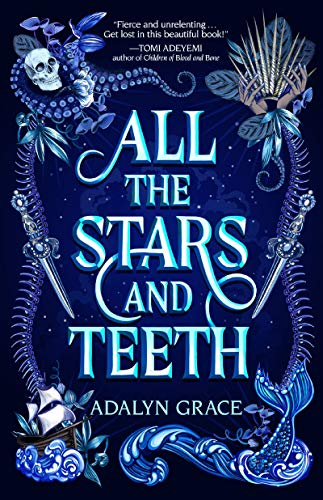 All the Stars and Teeth. Part of this complete list of YA Fantasy books published in 2020!