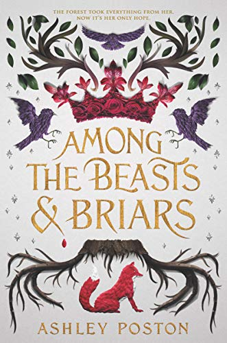 Complete list of ya fantasy books released in 2020. Includes Among the Beasts and Briars and more!