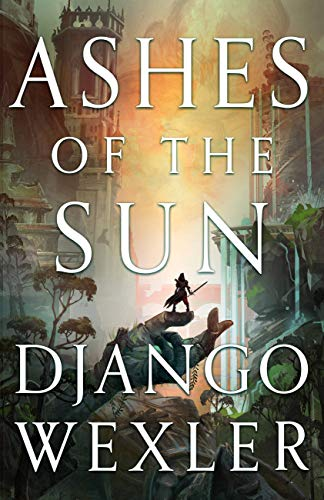 Ashes of the Sun is just one of many YA Fantasy books coming out in 2020!