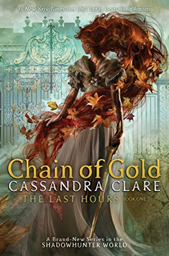 Chain of Gold is one of many ya fantasy books published in 2020. Check out the rest of this complete list!