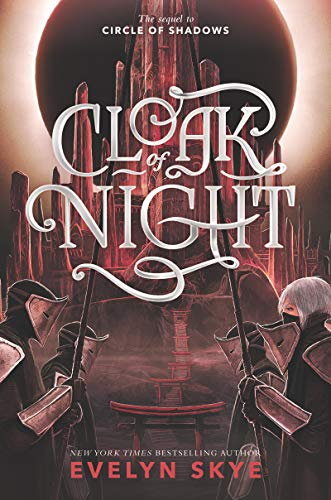 Cloak of Night. Part of this complete list of YA Fantasy books published in 2020!