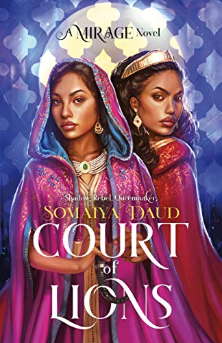 Check out these 2020 Young Adult Fantasy releases including Court of Lions and more!