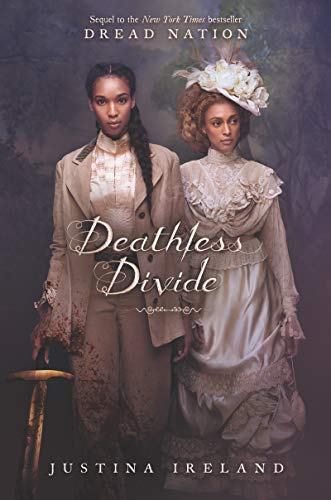 Deathless Divide. Part of this complete list of YA Fantasy books published in 2020!