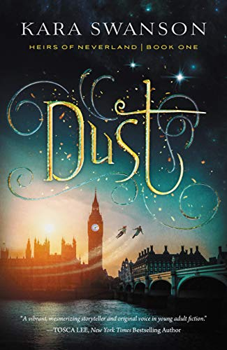 Dust is just one of many YA Fantasy books coming out in 2020!