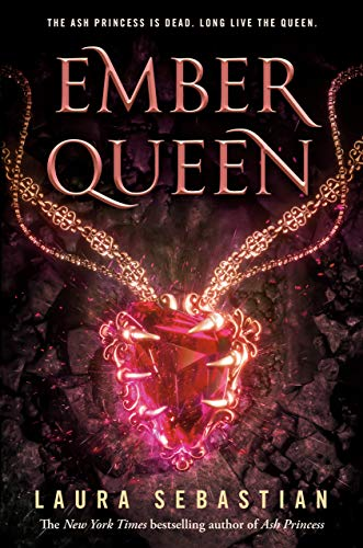 Ember Queen. Part of this complete list of YA Fantasy books published in 2020!