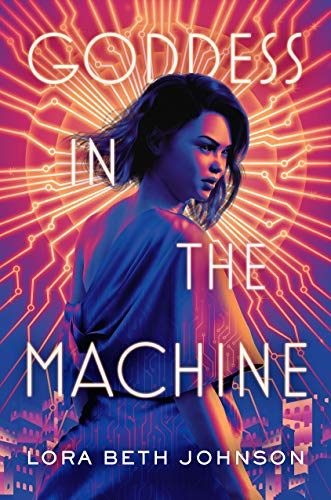 This is the only list you need of young adult fantasy books 2020. It includes Goddess in the Machine and more!