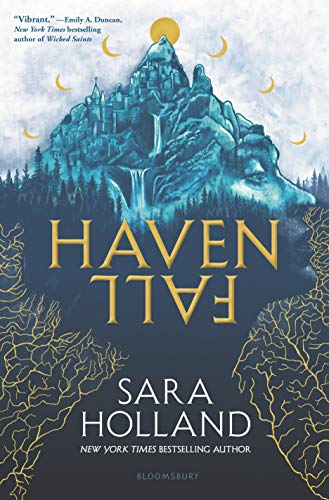 Havenfall is one of many ya fantasy books published in 2020. Check out the rest of this complete list!