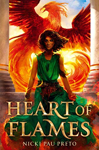 Heart of Flames. Part of this complete list of YA Fantasy books published in 2020!