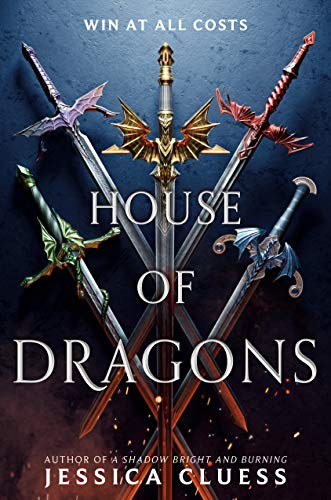 House of Dragons. Check out this complete list of ya fantasy books 2020!