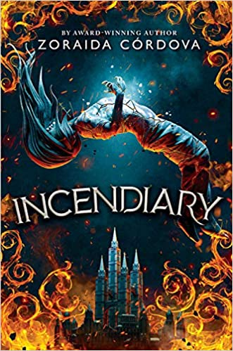Incendiary. Check out the other new releases in ya fantasy books 2020!