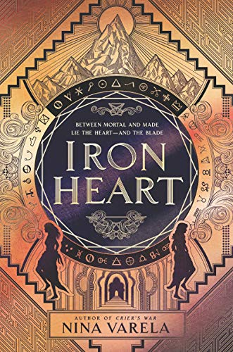All YA fantasy releases in 2020 including Iron Heart.